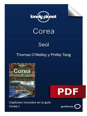 cover image of Corea 1_2. Seúl