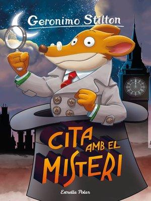 cover image of Cita amb el misteri