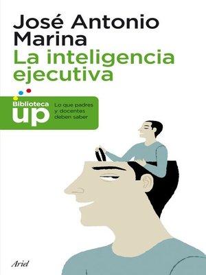 cover image of La inteligencia ejecutiva