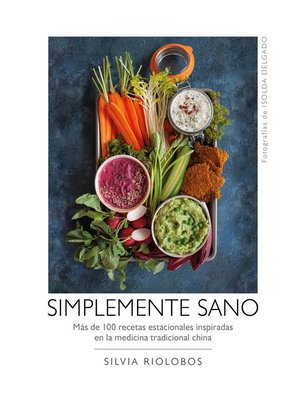cover image of Simplemente sano