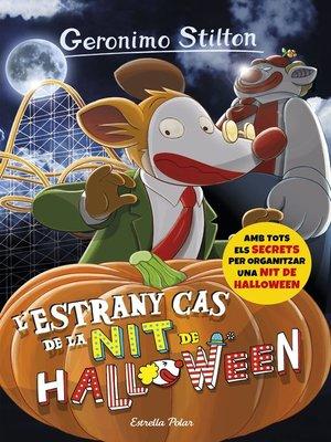 cover image of L'estrany cas de la nit de Halloween