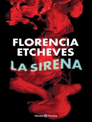 cover image of La sirena