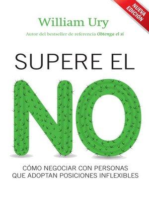 cover image of Supere el no