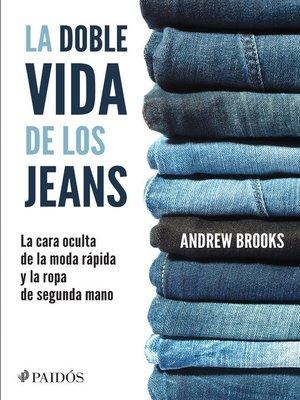 cover image of La doble vida de los jeans
