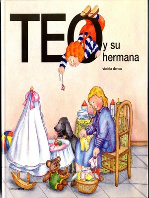 cover image of Teo y su hermana (Edición de 1985)