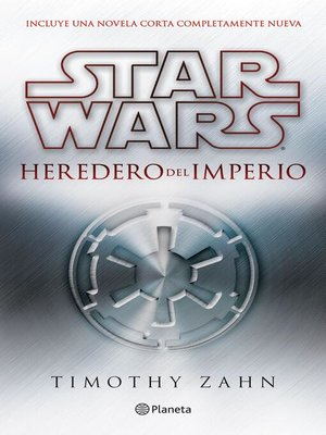 cover image of Star Wars. Thrawn 1. Heredero del imperio