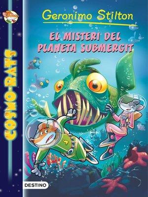 cover image of El misteri del planeta submergit