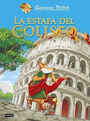 cover image of La estafa del Coliseo