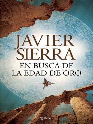 cover image of En busca de la edad de Oro