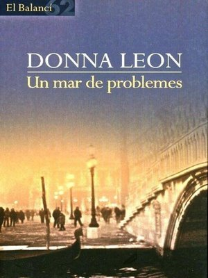 cover image of Un mar de problemes (Edició en català)