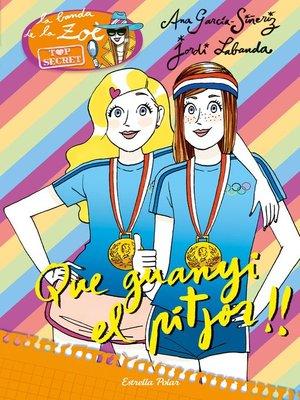 cover image of Que guanyi el pitjor!!