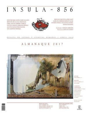 cover image of Almanaque 2017 (Ínsula n° 856, abril de 2018)