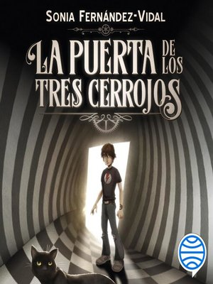 cover image of La puerta de los tres cerrojos