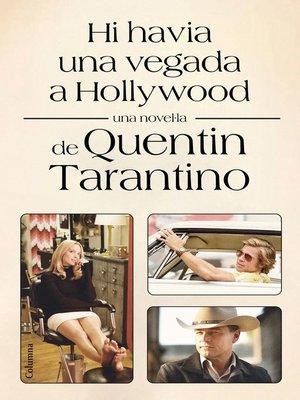 cover image of Hi havia una vegada a Hollywood