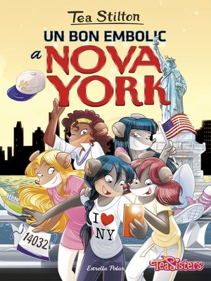 cover image of Un bon embolic a Nova York