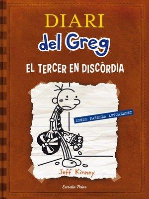 cover image of El tercer en discòrdia: Sense parella actualment
