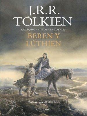 cover image of Beren y Lúthien
