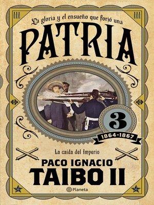 cover image of Patria 3