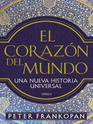 cover image of El corazón del mundo