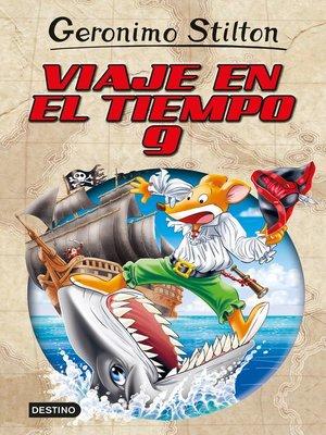 cover image of Viaje en el tiempo 9