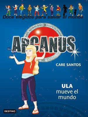 cover image of Ula mueve el mundo