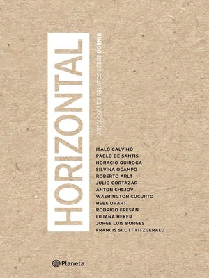 cover image of Horizontal