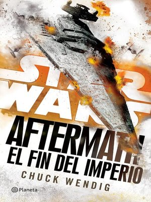 cover image of Star Wars. Aftermath 3. El fin del imperio