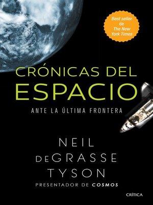 cover image of Crónicas del espacio