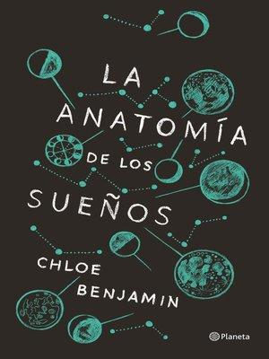 cover image of La anatomía de los sueños