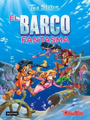 cover image of El barco fantasma