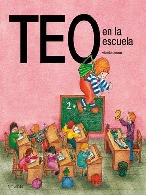 cover image of Teo en la escuela (Edición de 1978)