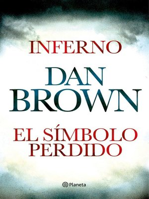 cover image of Inferno + El símbolo perdido (pack)