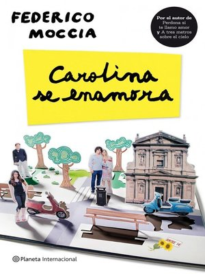 cover image of Carolina se enamora