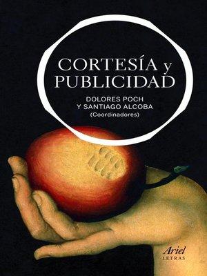 cover image of Cortesía y publicidad