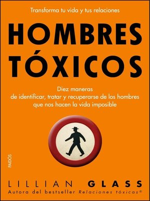 cover image of Hombres tóxicos