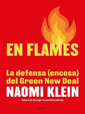 cover image of En flames