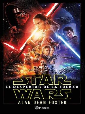 cover image of Star Wars. El despertar de la Fuerza