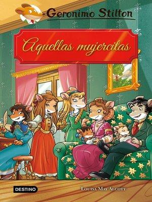 cover image of Aquellas mujercitas