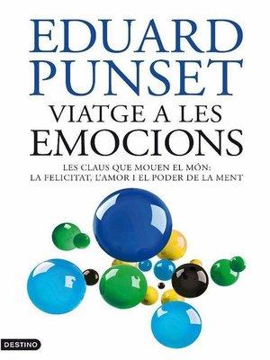 cover image of Viatge a les emocions