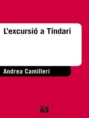 cover image of L'excursió a Tíndari