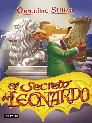 cover image of El secreto de Leonardo