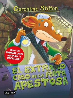 cover image of El extraño caso de la Rata Apestosa