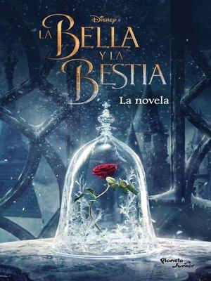 cover image of La Bella y la Bestia. La novela