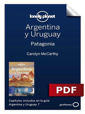 cover image of Argentina y Uruguay 7_9. Patagonia
