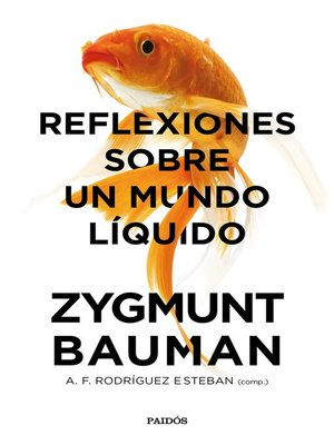 cover image of Reflexiones sobre un mundo líquido