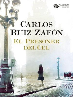 cover image of El Presoner del Cel
