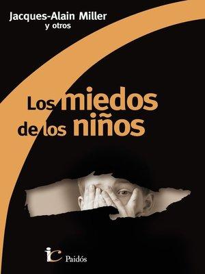 cover image of Los miedos de los niños