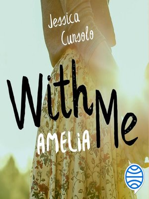 cover image of With me. Amelia