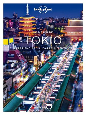 cover image of Lo mejor de Tokio 1