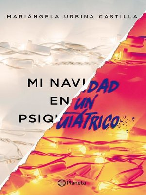 cover image of Mi Navidad en un psiquiátrico